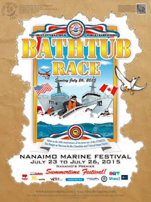 Bathtub Race Schedule 2015