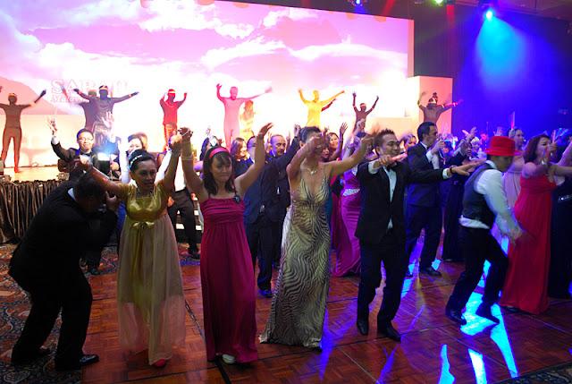 Staff Sabah Tourism Awards