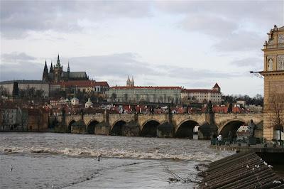 Puente de Carlos de Praga (República Checa)