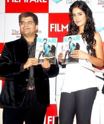 Katrina Kaif at June Edition Cover of Filmfare wallpapers