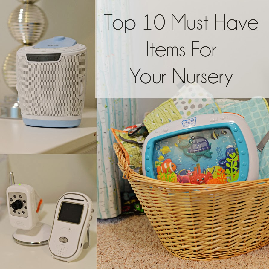 Must Haves But Thought It Would Be Fun To Pull Out Our Absolute Have Can Not Live Without Items For Your Nursery How Many Of These Do You