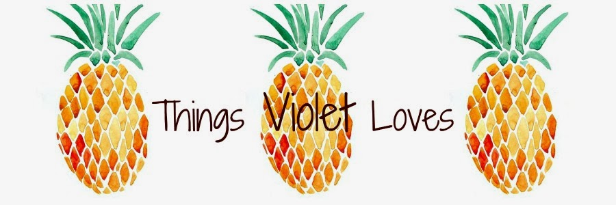 Things Violet Loves