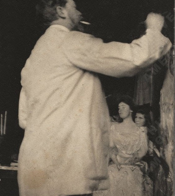 The Enigma of John Sargent's Art by RH Ives Gammell