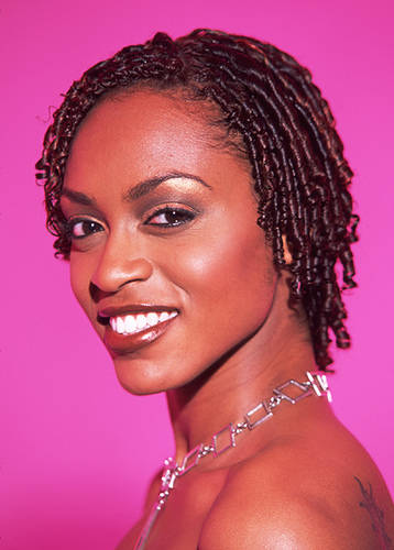 Natural Hairstyles For Medium Length Hair : Style maddie: natural hairstyles 01