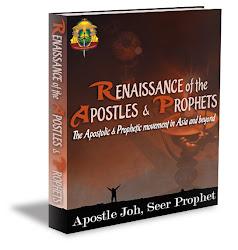 """E-BOOK""""APOSTLES & PROPHETS"""""""