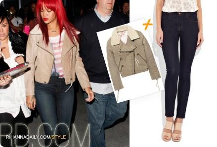 Celebrity Fashion Style Catalog Rihanna Fashion Style
