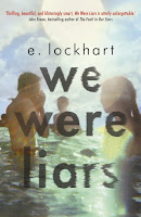 Book cover of We Were Liars by E Lockhart
