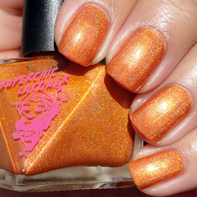 SuperChic Lacquer Reverse Polarity High Voltage