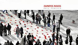 Zapatos Rojos Arte Público