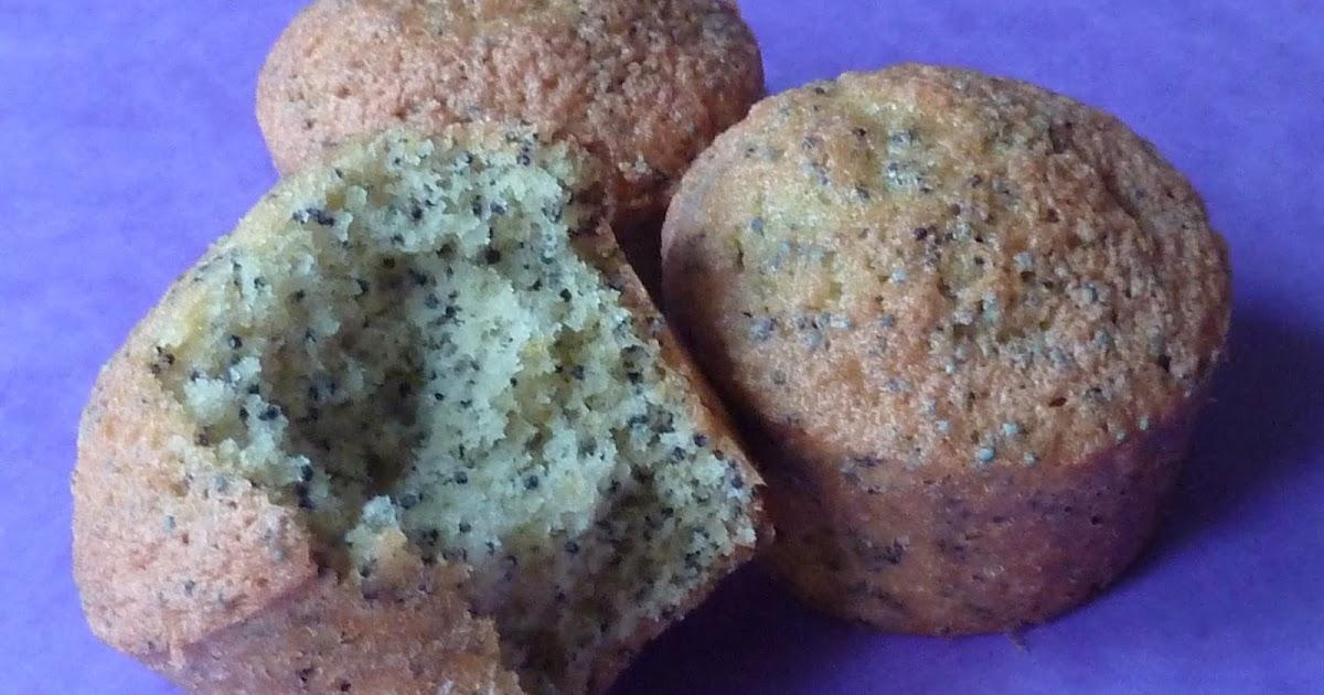 patouilles & mailles fines: muffin pavot-citron