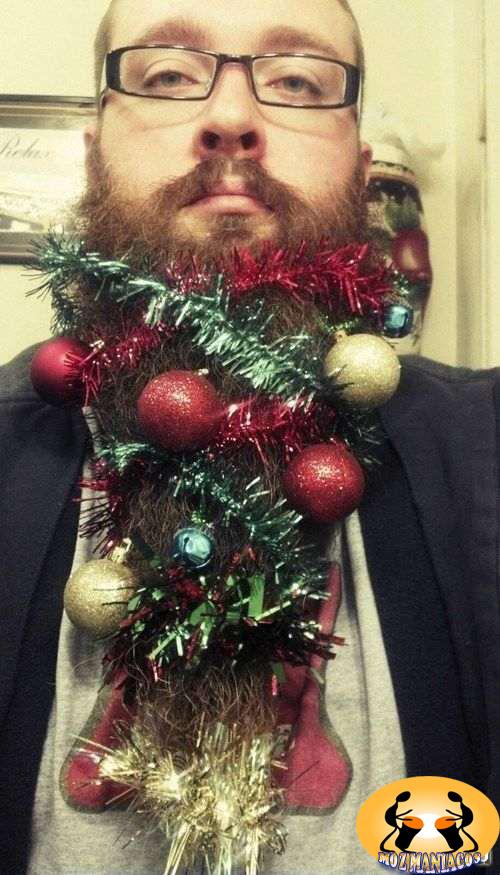 barba do natal