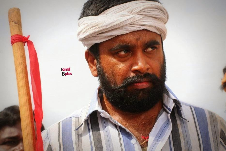 Sasikumar's New look for Bala Flick