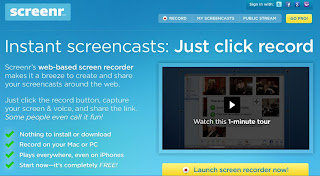 Free Screen Capture and Record Website