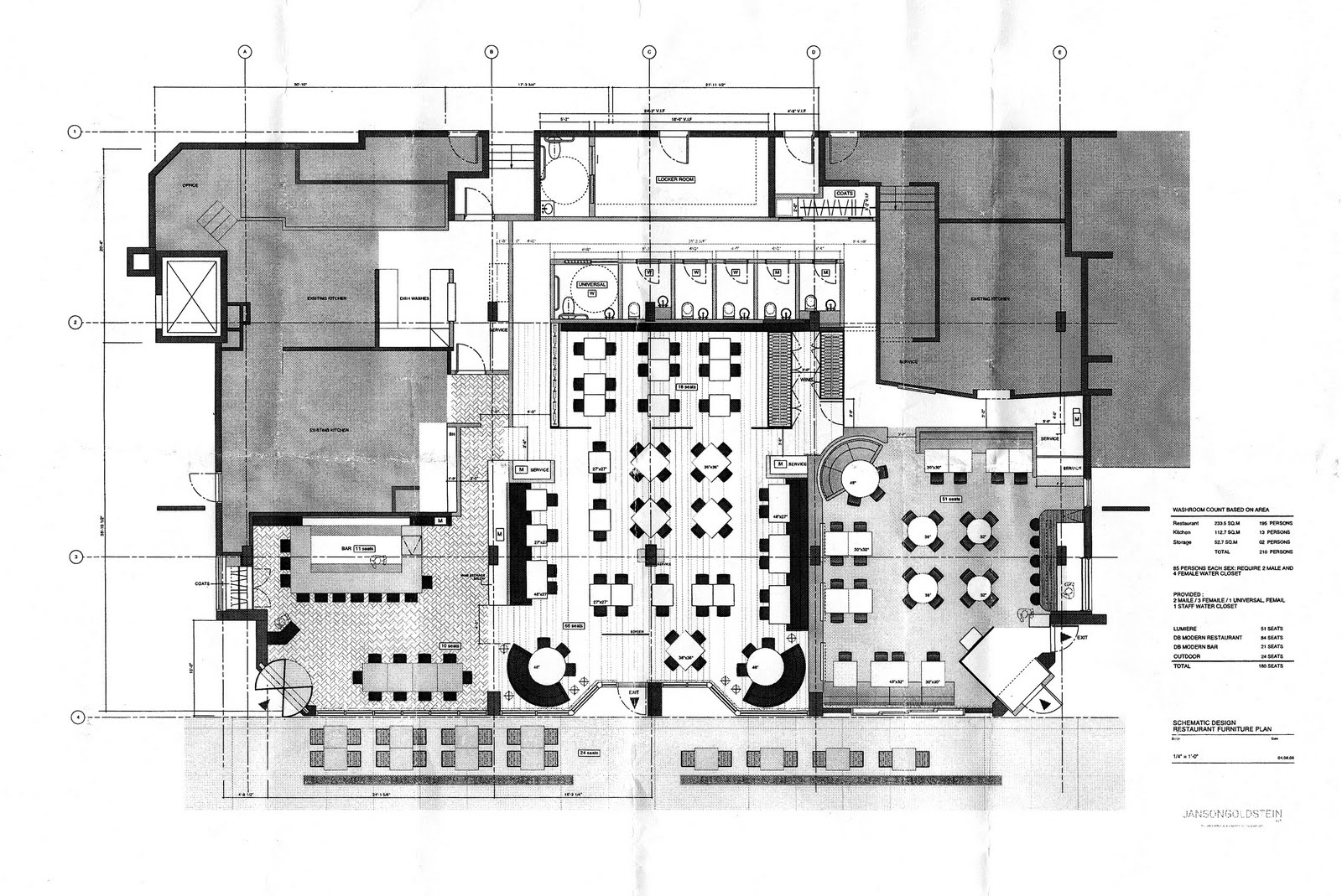 Designers puo example layout plan