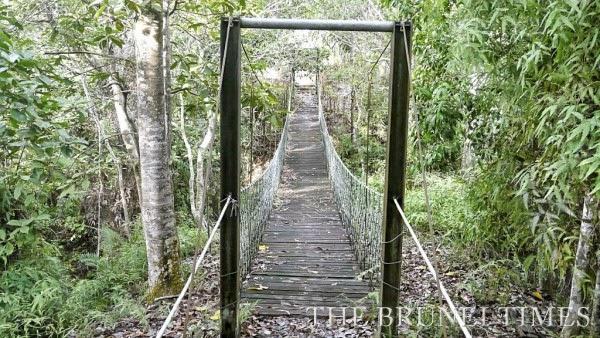Bukit Subok bridge
