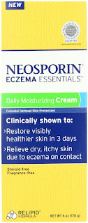 Eczema Lotion and Daliy moisturizing