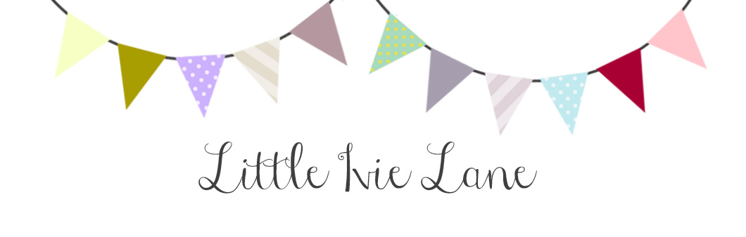 Little Ivie Lane