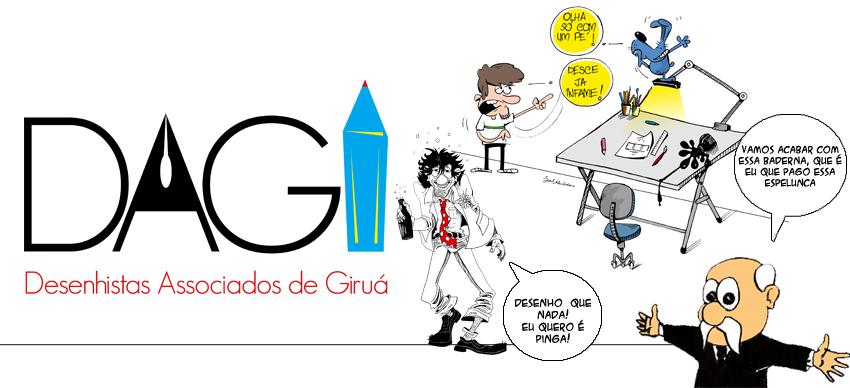 DAGI - Desenhistas Associados de Giruá