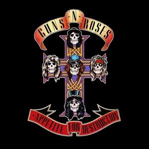 Discos para história #161: Appetite for Destruction, do Guns 'N' Roses (1987)