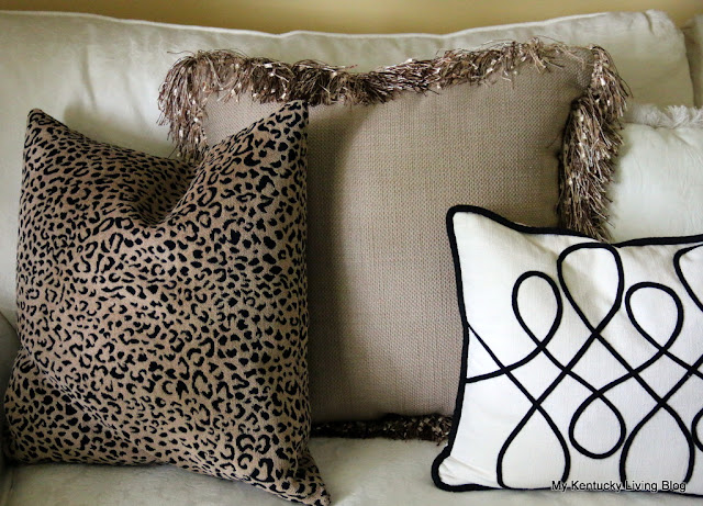 neutral pillows