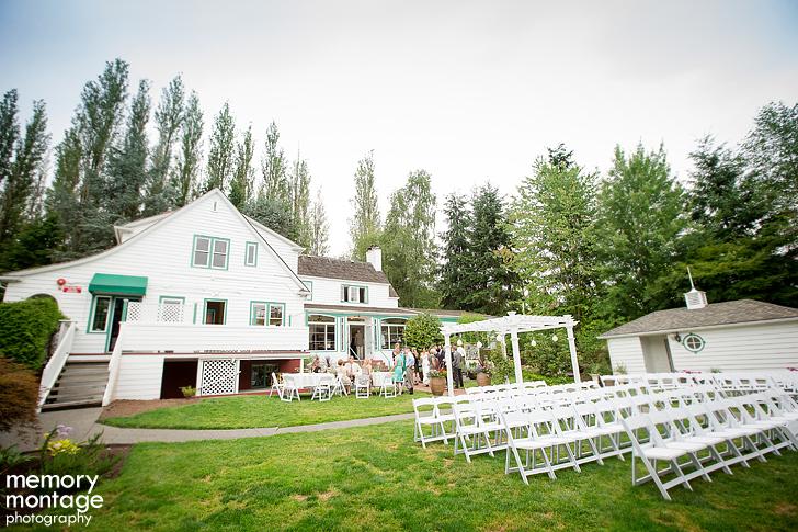 monte villa farmhouse wedding in bothell, wa