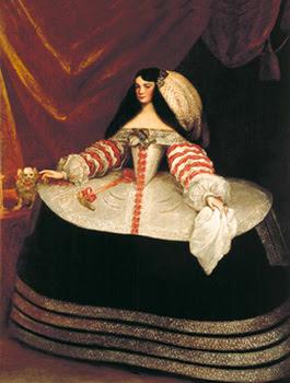 Juan Carreño de Miranda, Retrato de Doña Inés de Zúñiga, condesa de Monterrey