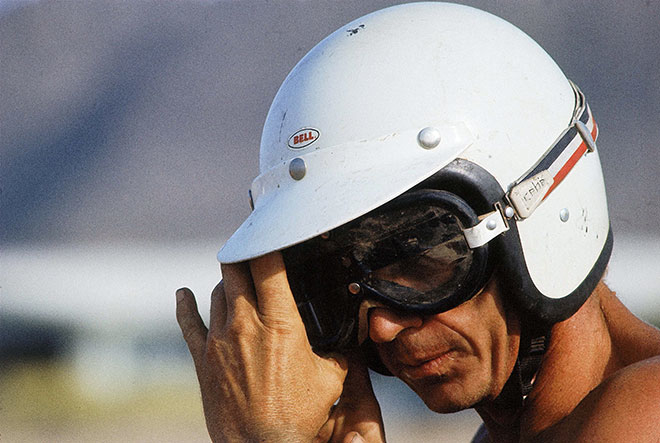 Clubman Classics: Bell M5X Le Mans helmet review