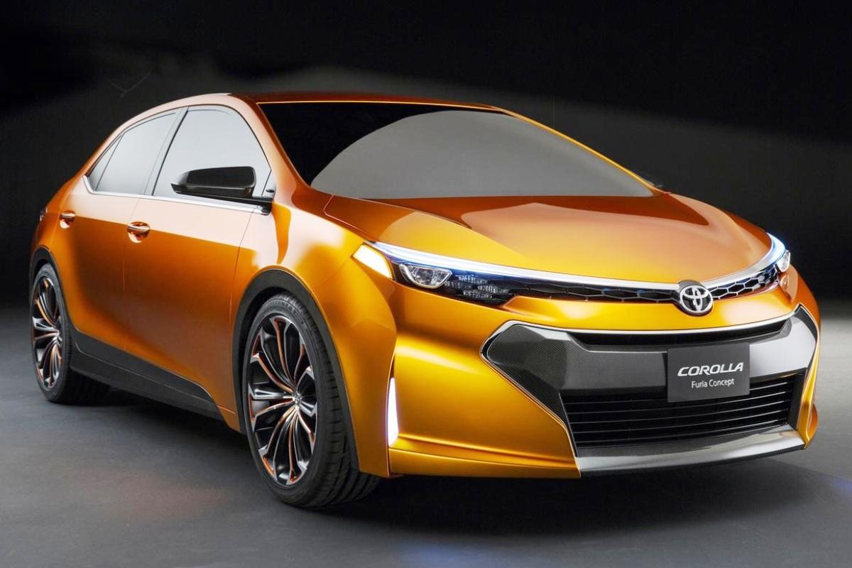 Toyota Furia. Majalah Otomotif Online