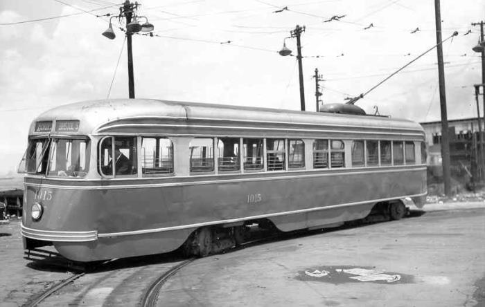 Streetcars and Spatial Analysis