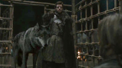 Robb Stark Grey Wind Game of Thrones s02e01