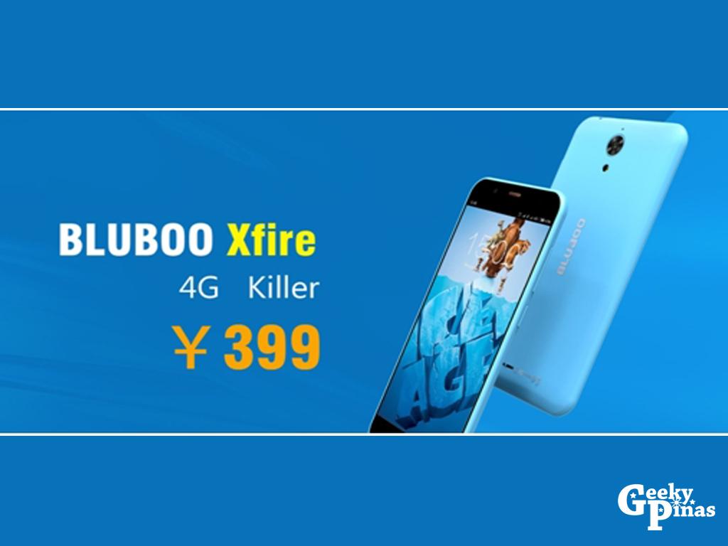 Bluboo XFire 4G Killer