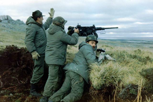 Аргентинские солдаты