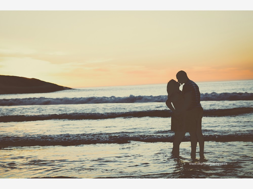 DK Photography LASTWEB-276 Robyn & Angelo's Engagement Shoot on Llandudno Beach { Windhoek to Cape Town }  Cape Town Wedding photographer