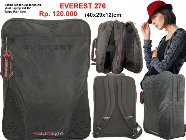 Tas Ransel Laptop Cewek Cowok Murah Everest 276