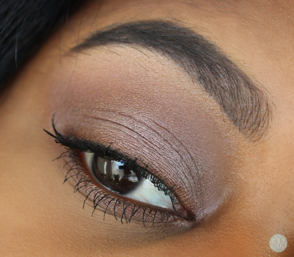 picture of makeup using Nude Stix