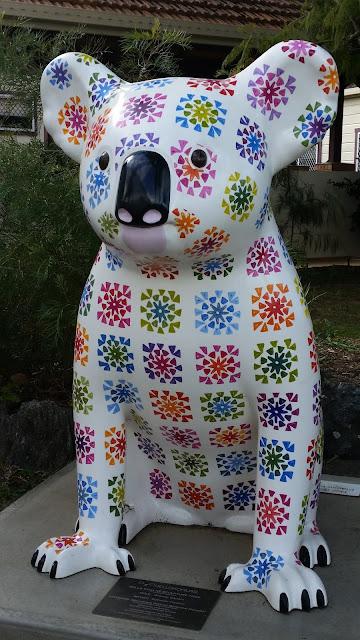 Granny Square Koala Wauchope