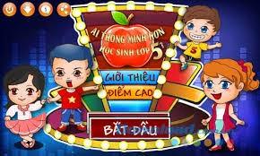 game ai thong minh hon hoc sinh lop 5