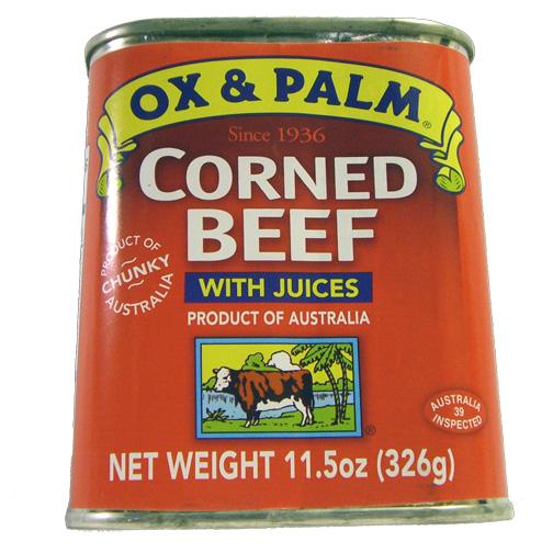 corned beef belize