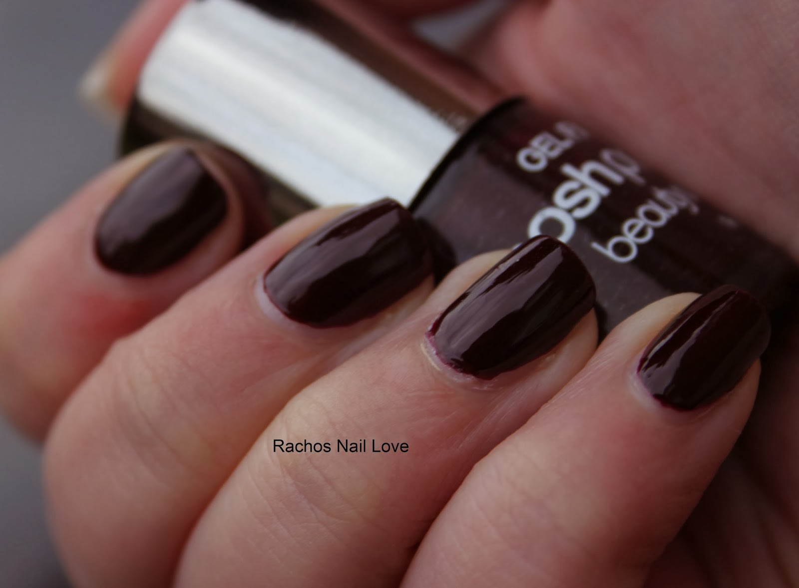 Racho\'s Nail Love: Beauty UK Posh Polish Gel FX - Swatches and Review