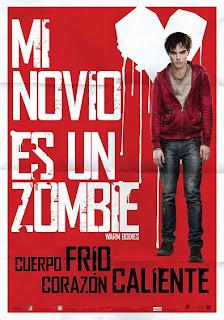 Mi Novio Es Un Zombie ( Warm Bodies ) [NTSC/DVDR-Custom HD] Ingles, Subtitulos Español Latino
