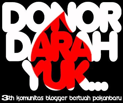 Gak Donor Darah Gak Keren