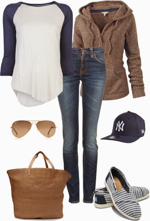 Adorable fall outfits with cozy cardigan