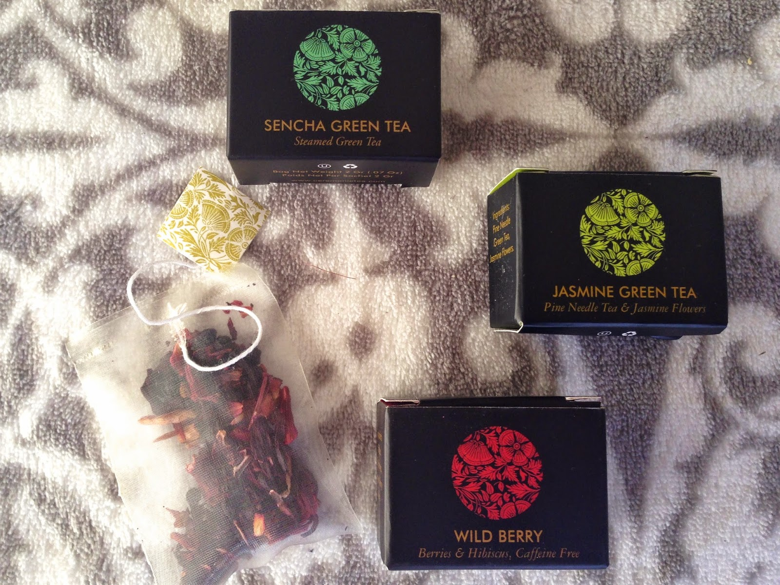 HumbleBee Ceremonie Green Tea Review