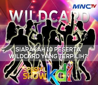 Undangan wildCard