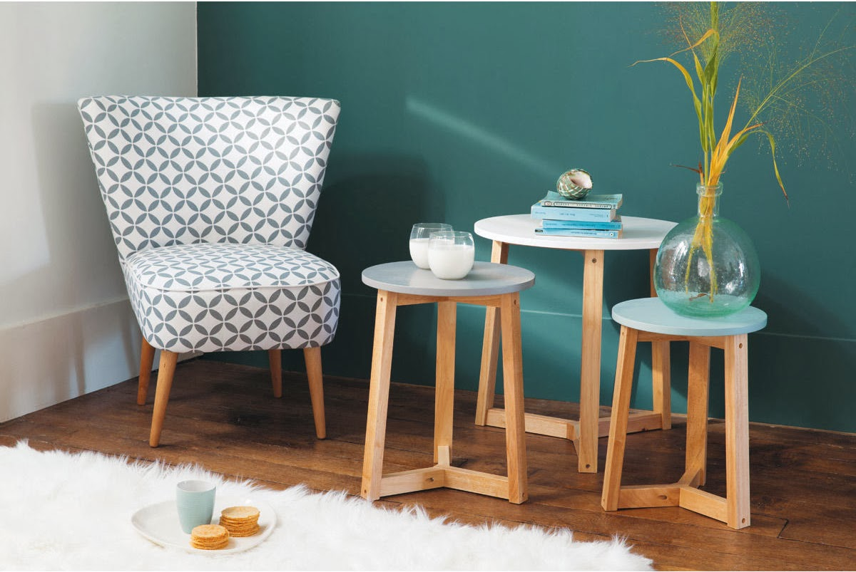 La nouvelle collection nordique de maisons du monde lily 39 s little factory blog diy bretagne - Maison du monde bout de canape ...