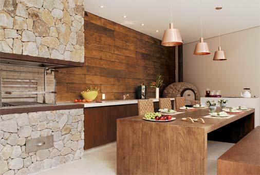 S³ ARQUITETURA E PLANEJAMENTO Churrasqueira # Cozinha Planejada Com Churrasqueira