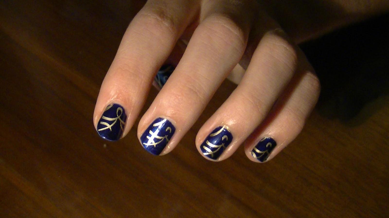 Adantko: Konad Nail Art Stamping