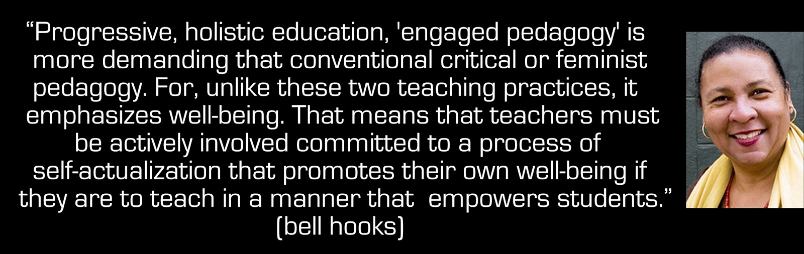 bell hooks thesis