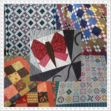 Quilts terminados