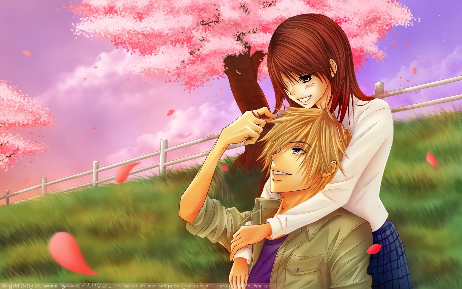 [SHOUJO manga] Dengeki Daisy Srsn_dengeki_daisy_kurosaki_tasuku_kurebayashi_teru_guy_girl_tenderness_smile_32267_1920x1200